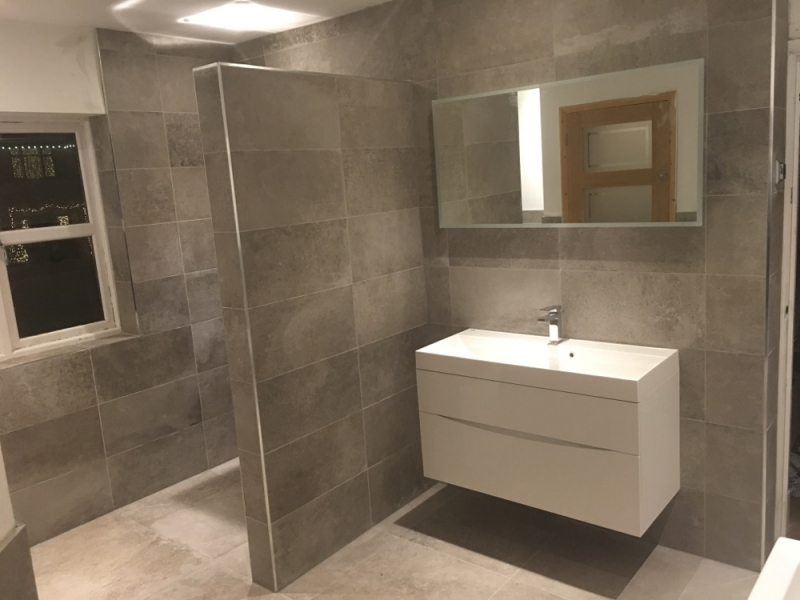 Rickmansworth wetroom